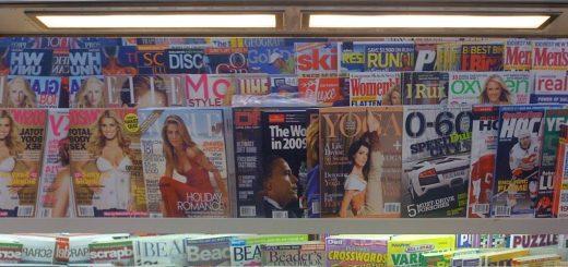 Online Magazine Store