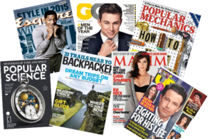 Top 7 mens magazine in USA by Magsstore