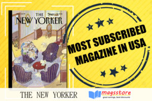 New Yorker magazine subscription discount deals