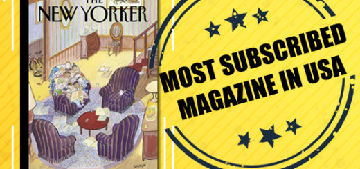New Yorker magazine subscription discount deals