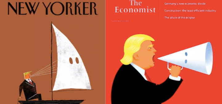 """Which Magazine to Subscribe """"The Economist or The New Yorker""""?"""