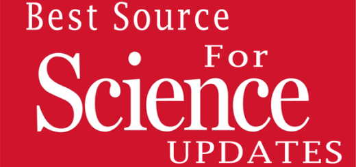What is the Best Source for latest update of world of Science.