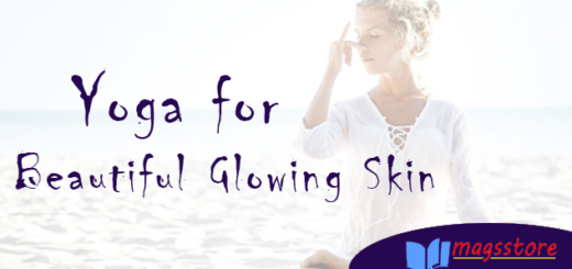 Which yoga pose is best for Glowing skin?
