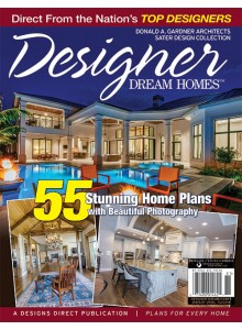 Designer Dream Homes Presents Magazine Subscription