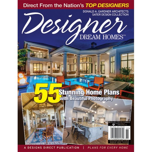 Designer dream homes magazine subscription magsstore for Dream homes magazine