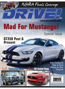 Drive Magazine Subscription