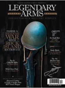 Inside Military Surplus Presents Legendary Arms 2016