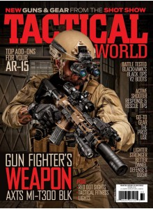 Tactical World Magazine Subscription