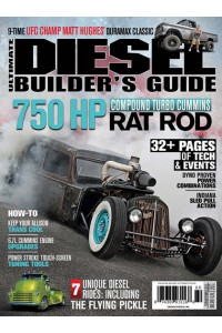 Ultimate Diesel Builders Guide Magazine