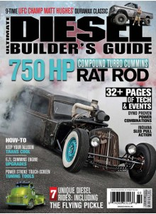 Ultimate Diesel Builders Guide Magazine Subscription
