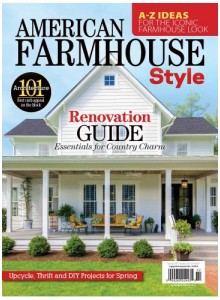 American Farmhouse Style Spring 2017