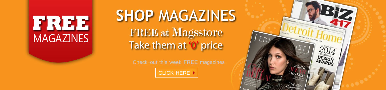 Shop Magazines free at Magsstore