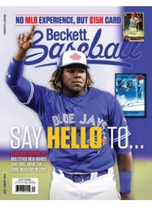 Beckett Baseball Magazine Subscription