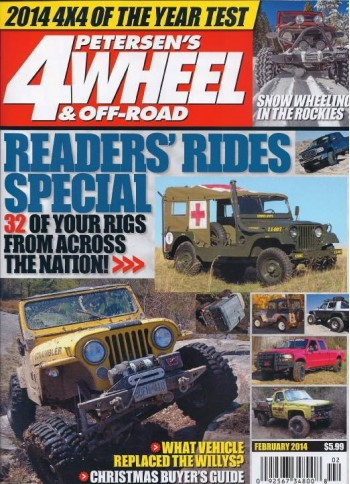 4-Wheel & Off-Road Magazine Subscription