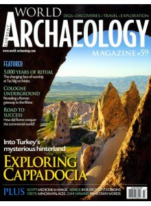 Current World Archaeology Magazine