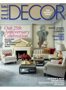 Elle Decor Magazine Subscription