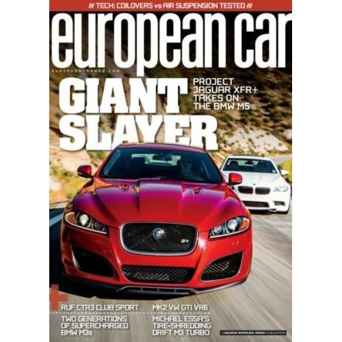 European Car Magazine Subscription Discount 78 Magsstore