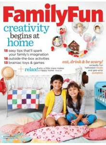 FamilyFun Magazine Subscription