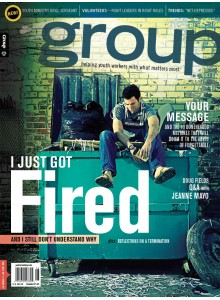Group (For Youth Group Leaders) Magazine