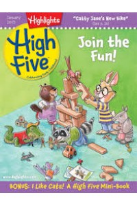High Five Bilingue Magazine