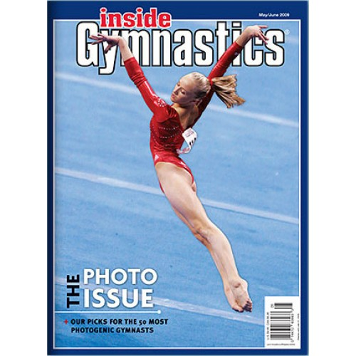 Inside Gymnastics Magazine - YouTube