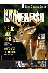 Iowa Game & Fish Magazine