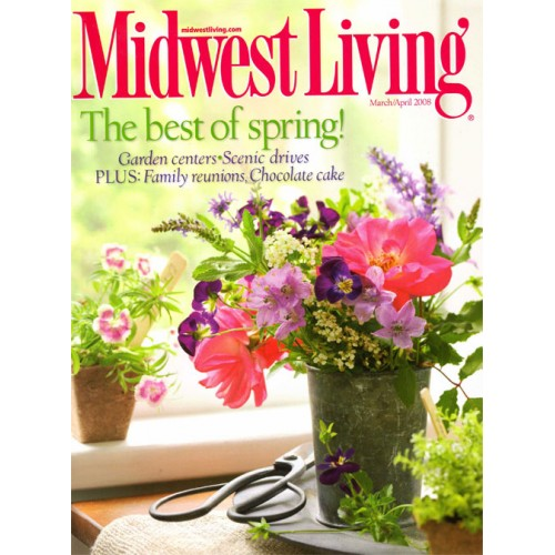 Good Midwest Living Magazine Subscription; Midwest Living Magazine Subscription