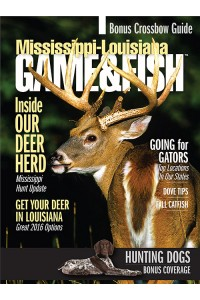 Mississippi-Louisiana Game & Fish Magazine