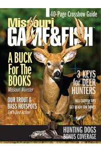 Missouri Game & Fish Magazine