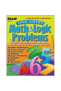 LOGIC LOVER'S LOGIC PROBLEMS Magazine