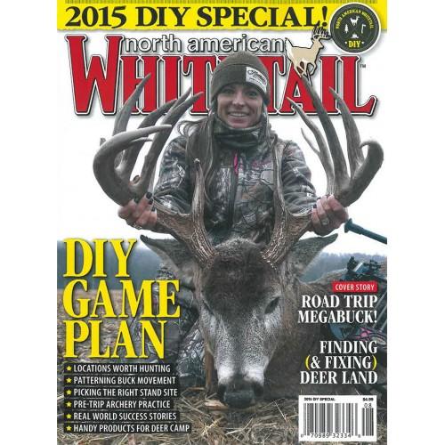 American Scientist Magazine Subscription: North American Whitetail Magazine Subscription Discount 7