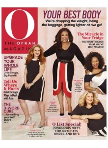 O- The Oprah Magazine Subscription