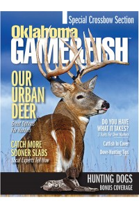 Oklahoma Game & Fish Magazine