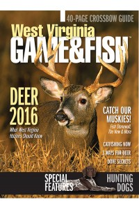 West Virginia Game & Fish Magazine