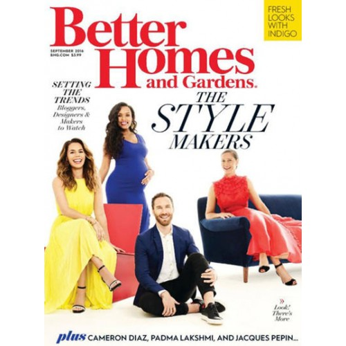 ... Better Homes And Gardens Magazine Subscription