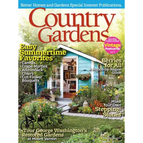 Country Gardens Magazine Subscription Discount Magsstore
