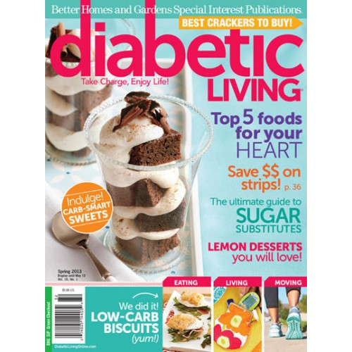 Diabetic Living Magazine Subscription Discount 17 Magsstore