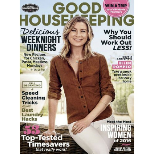 Good Housekeeping: Good Housekeeping Magazine Subscription Discount 81