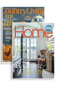 Country Living & Midwest Home Combo Magazine