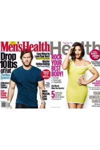 Men's Health & Health Combo Magazine