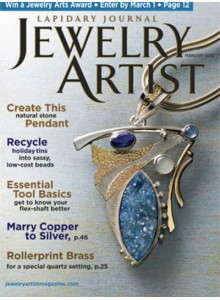 lapidary journal jewelry artist magazine subscription