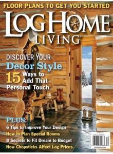 Log Home Living Magazine Subscription ...