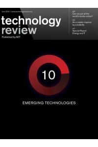 Technology Review MIT Magazine