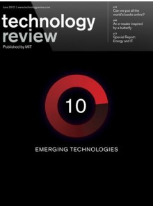Technology Review MIT Magazine Subscription