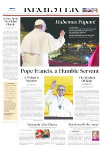 National Catholic Register Magazine