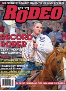 Spin To Win Rodeo Magazine