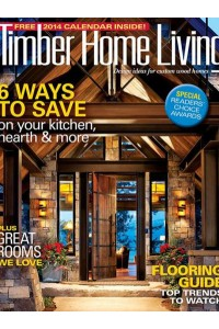 Timber Home Living Magazine