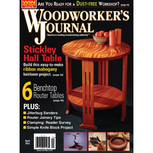 Woodworker S Newsletter Subscription Discount 43 Magsstore