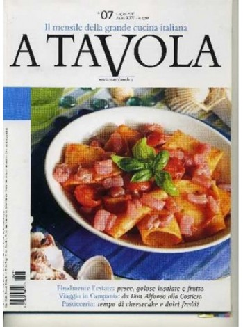 A Tavola Magazine Subscription
