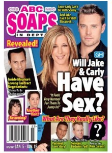 ABC Soaps In Depth Magazine